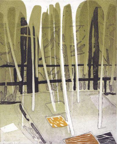 Wash House Rain by Katherine Jones