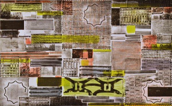 Pattern Language – Salsa 1 by Katherine Kiefer