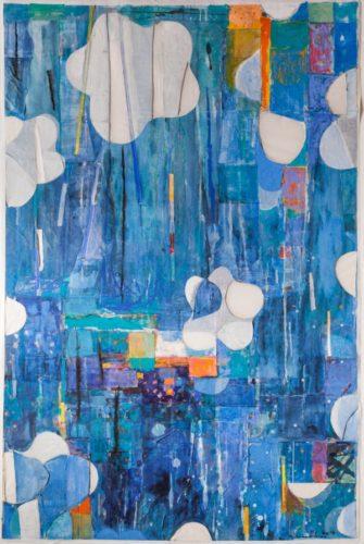 Verse-ki Blue by Keiko Hara