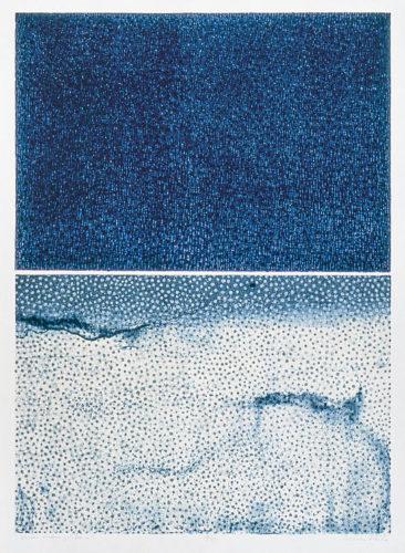 Verse – Imbuing In Blue by Keiko Hara