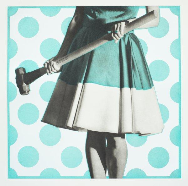 Gender Gap / Sledgehammer by Kelly Reemtsen