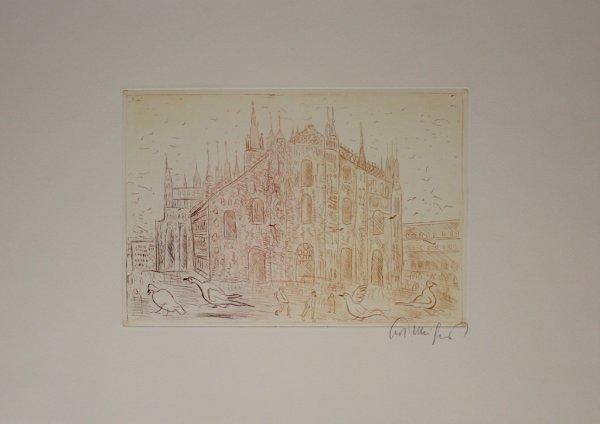 Mailand (milan) by Kurt Mühlenhaupt
