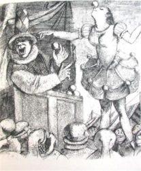 Gargantua by Laszlo Barta at Sylvan Cole Gallery