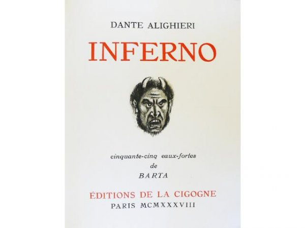 Inferno by Laszlo Barta at Sylvan Cole Gallery