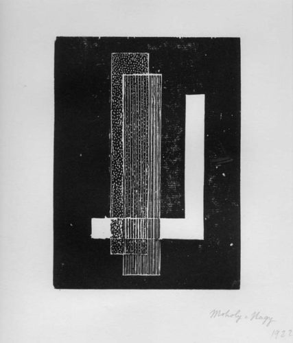 Composition by Laszlo Moholy-Nagy