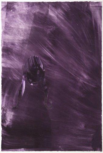 Ensayos De La Sombra 6 by Leiko Ikemura