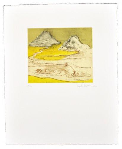 La Edad De Oro by Leiko Ikemura