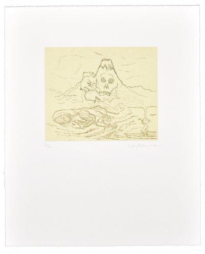 Paisaje De La Muerte by Leiko Ikemura