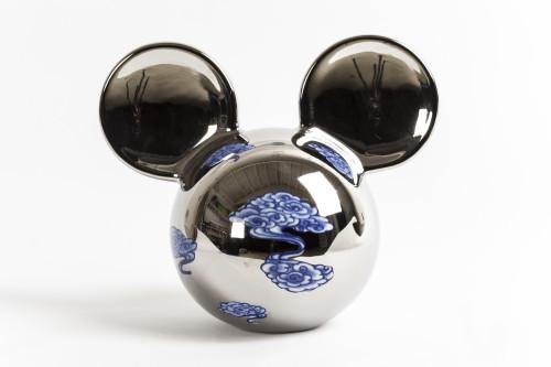 Small Mickey – Silver by Li Lihong