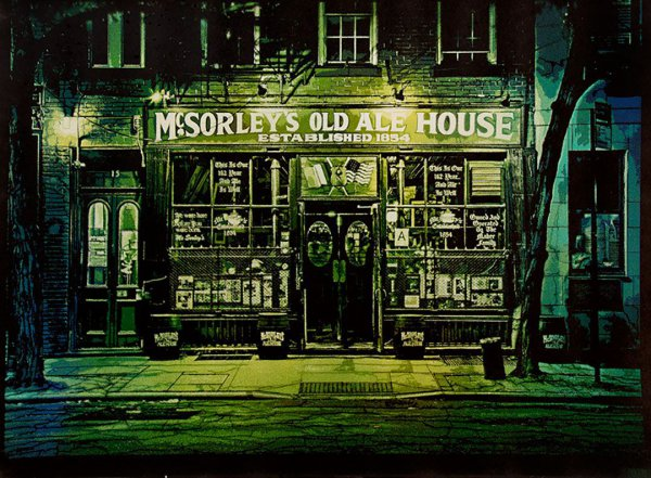 Mcsorely's by Logan Hicks
