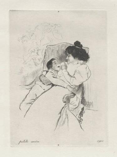 Petite Mère by Louis Legrand