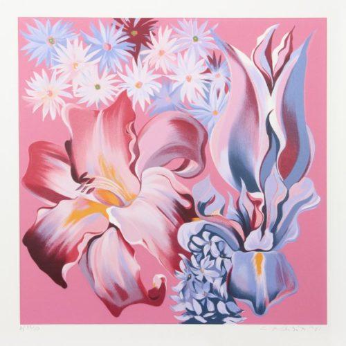 Multiflower by Lowell Nesbitt