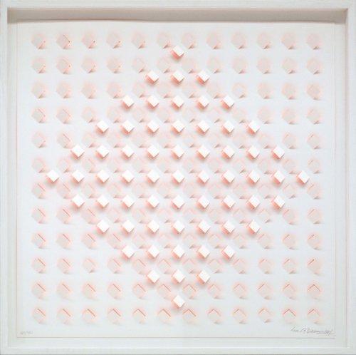 S/t 1 – Naranja by Luis Tomasello