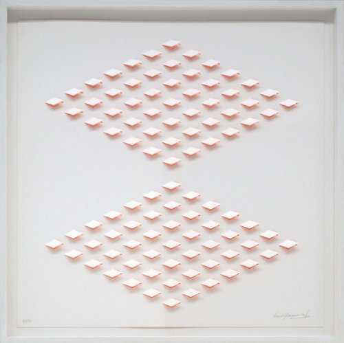 S/t 2 – Naranja by Luis Tomasello