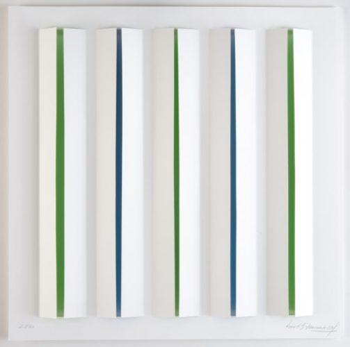 Sin Título (vibration) by Luis Tomasello at Luis Tomasello