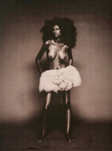 Eskimo Girl by Marc Lagrange at