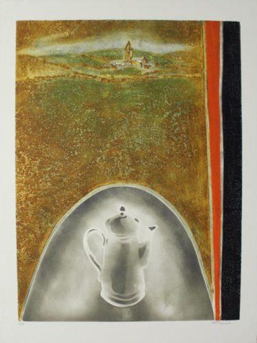Cafetière / Coffee-pot by Marcel Fiorini