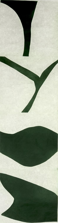 Terre Verte 2 by Marina Adams