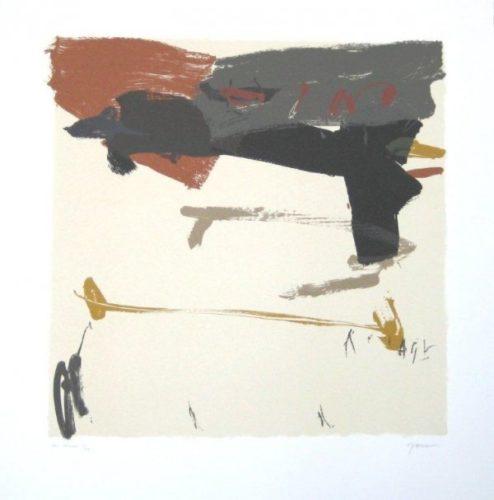 Raw Ground by Mark Johnston