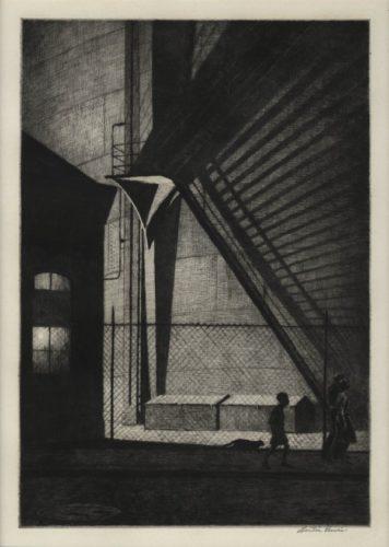 Shadow Magic by Martin Lewis at Harris Schrank Fine Prints (IFPDA)