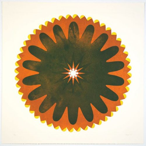 Untitled (eclipse I) by Mary Judge at