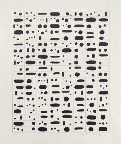 Grapheme I by Matt Magee