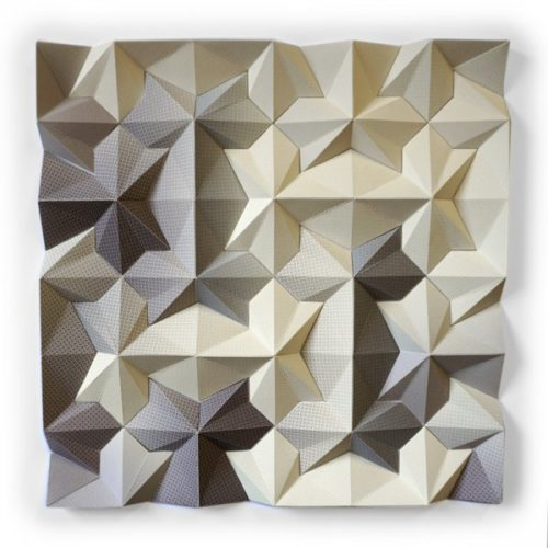 Ara 244: The Other Ishihara Test- Murmur by Matt Shlian