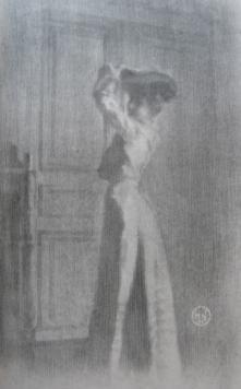 Parisienne by Maurice Neumont