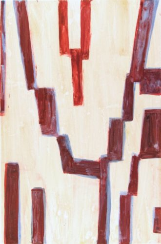Abstraction #2 by Mia Westerlund Roosen at