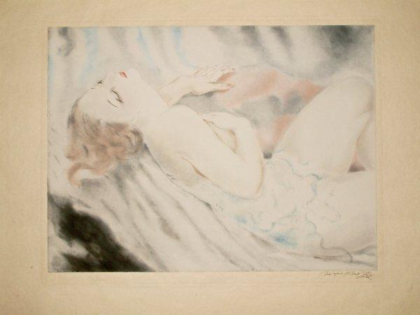 Femme Nue by Miçao Kono at
