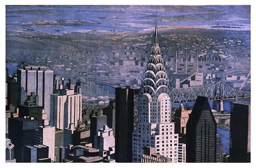 Chrysler And Beyond by Michael Arike