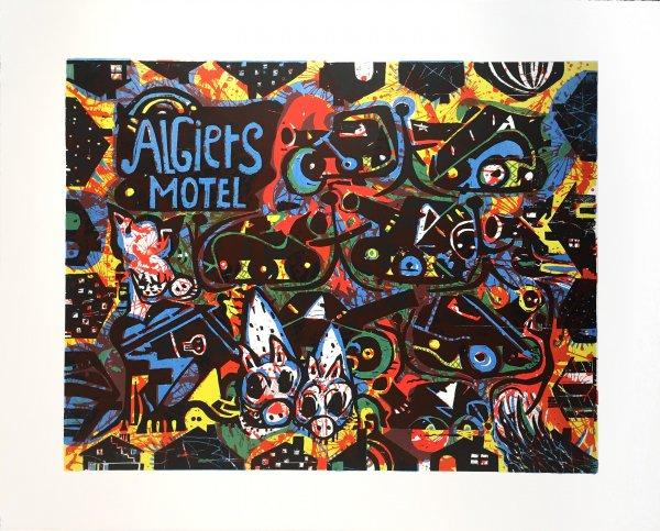 Algiers Motel by Michael Kelly Williams