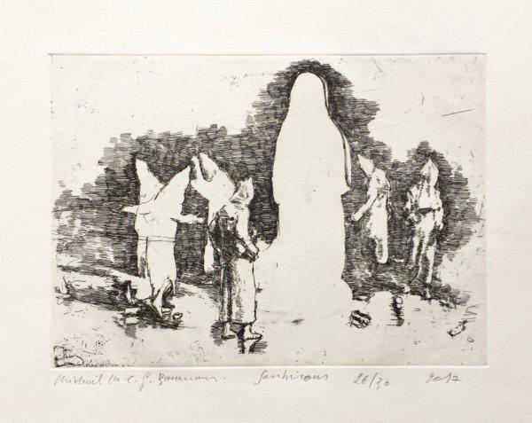 Soubirous by Michaël Borremans