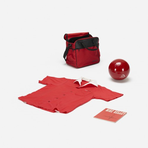 Bowling Bag by Mike Kelley