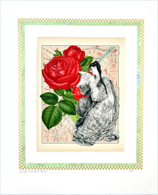 """""""incontro Con Casanova: Il Potere Dell'altro #xiii by Mildred Howard"""