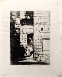 India – A Corner by Mortimer Luddington Menpes at Editions Graphiques Ltd