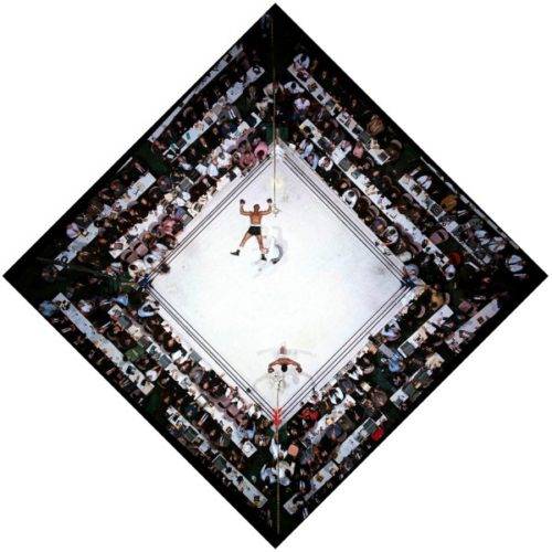 Ali-Williams by Neil Leifer at