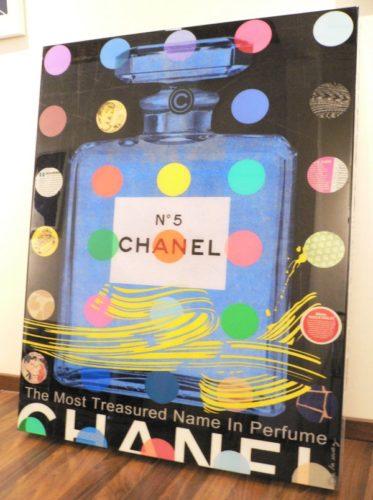 Chanel N°5 Black by Nelson De La Nuez
