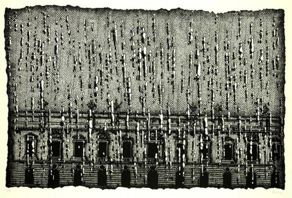 Rain-snow-dust by Nicolas Poignon