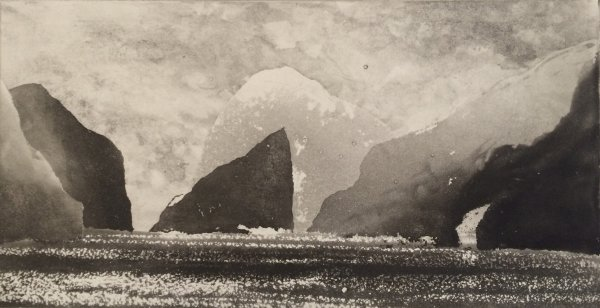 Broadhaven, Co. Mayo by Norman Ackroyd