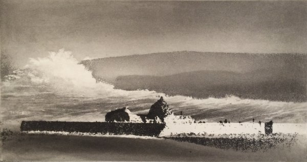 Crosskirk Bay – Caithness by Norman Ackroyd