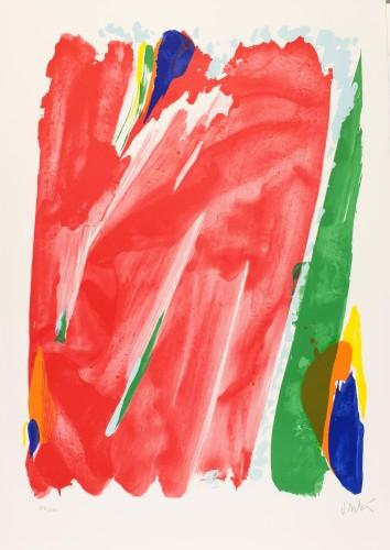 Composition 1992 by Olivier Debré