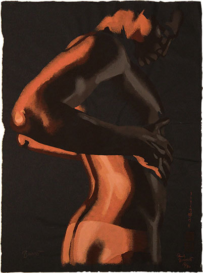 Candlelight by Paul Binnie