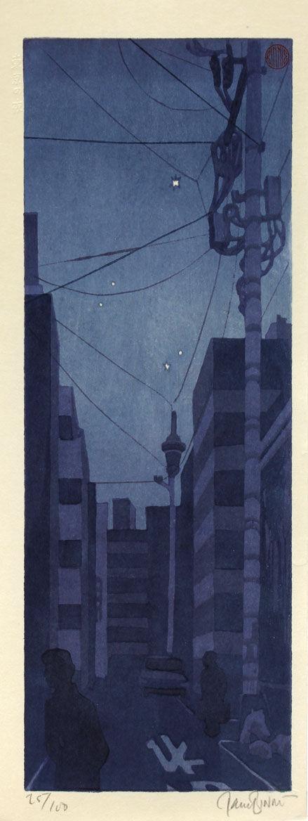 Tokyo Nostalgia & Tokyo Night by Paul Binnie