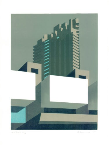 Barbican Grey by Paul Catherall