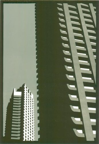 Barbican Ii by Paul Catherall