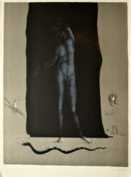 Eva, Die Sündige Handlung Einleitend by Paul Wunderlich at Editions Graphiques Ltd