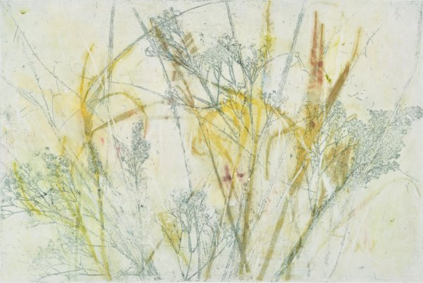 Field's Edge 10 by Paula Zinsmeister at