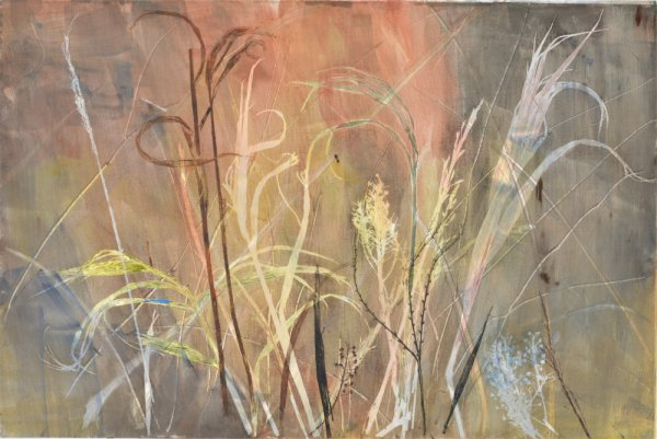 Field's Edge 13 by Paula Zinsmeister at