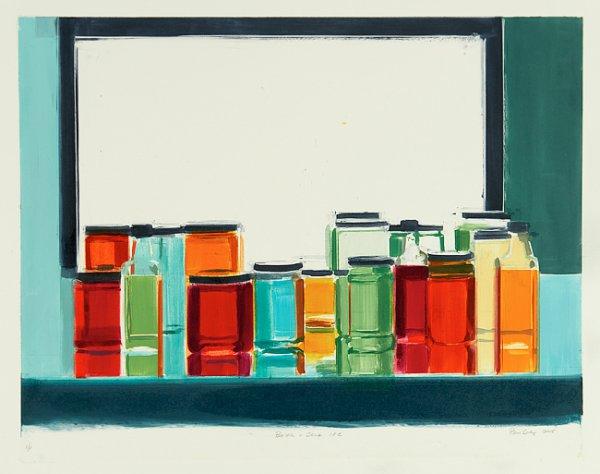 Bottles & Jars 18c by Peri Schwartz